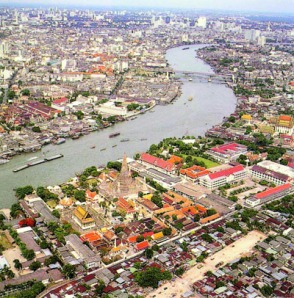 River through - Bangkok