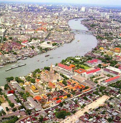 River through - Bangkok