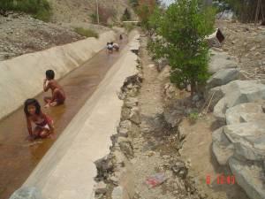 Niños de Nivin - Ancash (Perú)