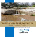 2008-GIRH para organizaciones de cuencas fluviales