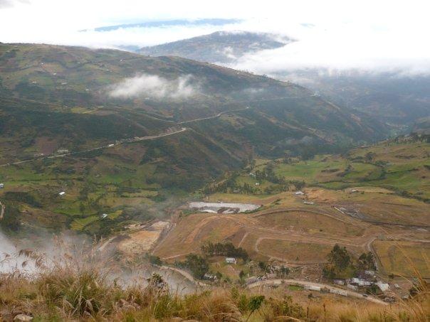 Pasivos ambientales en la ruta Hualgayoc - Bambamarca