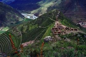 Parque arquologico de Pisac