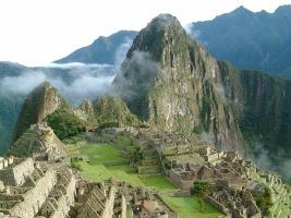 Ciudadela de Machu Picchu maravilla de la humanidad...