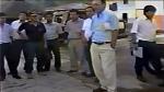 Ing. Rodolfo Muñante en San Martín  - 1995