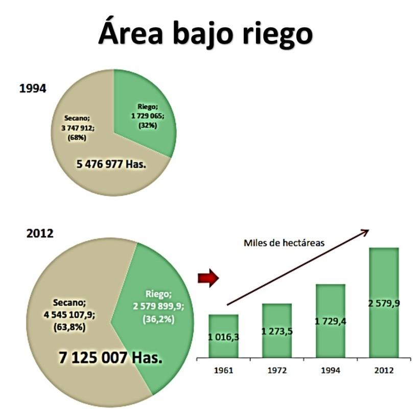 Fuente: Censo Nacional Agropecuario 2012