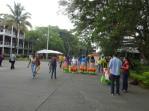 Un ambiente festivo se vive en la Universidad