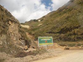Proyectos de Remediación de pasivos ambientales