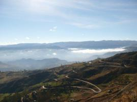 Ruta Hualgayoc - Bambamarca