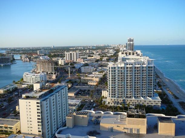 Miami es la ciudad más expuesta de EE.UU. a experimentar inundaciones por el cambio climático.