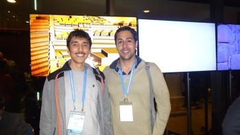 Marco Álvarez, amigos de Chile, de la Universidad de Valparaiso