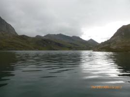 La Laguna Aguashuman tiene una capacidad de almacenamiento de 7.68 MMC