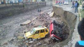 Inundaciones en Arequipa