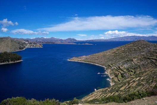 Lago Titicaca (sector peruano)