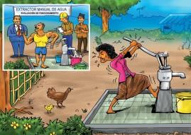Las investigaciones revelan que cuando las mujeres participan en las decisiones domésticas y de la comunidad, los proyectos de abastecimiento de agua y saneamiento logran mejores resultados
