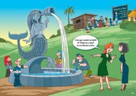Cuando a las mujeres se les dan atribuciones a nivel local a través de la representación política, aumenta el suministro de bienes públicos, sobre todo el abastecimiento de agua y el saneamiento