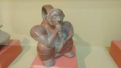 Cerámica con características similares a las del Perú