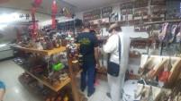 En Quimbaya se puede comprar también artesanías a precios cómodos pero sobre todo una gran variedad.
