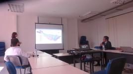 Defensa de la Tesis por Ingeniera Johanna Escobar Castaño