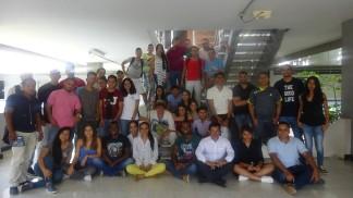 Gracias Universidad Nacional de Colombia, jóvenes colombianos . Gracias Dr. Chalarca por el sueño hecho realidad