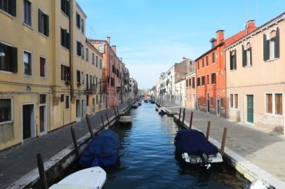 Venecia ahora, la calma y la serenidad que la naturaleza necesita para manifestarse