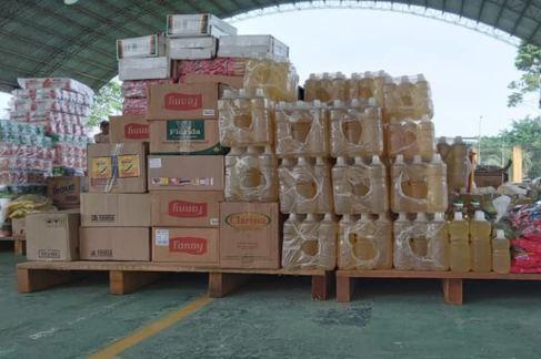 Zonas limpias y ventiladas para el almacenamiento de productos