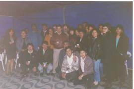 Equipo PRONAA de Lima, los artífices del cambio